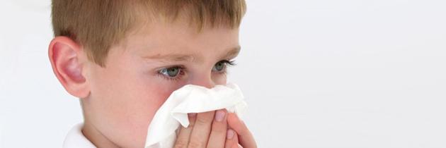 Crianças e alergias respiratórias: como tratar